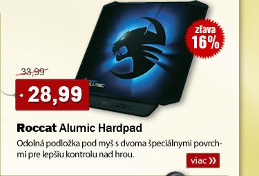 ROCCAT Alumic Hardpad