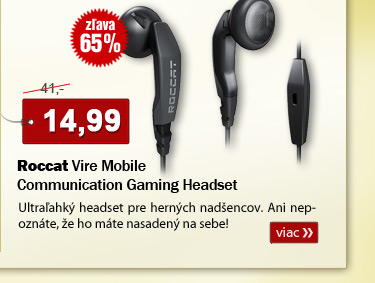 ROCCAT Vire Mobile Communication Gaming Headset