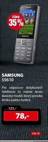 Samsung (S5610)