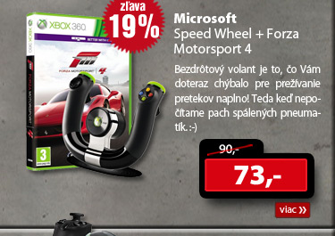 Microsoft Xbox 360 Wireless Speed Wheel