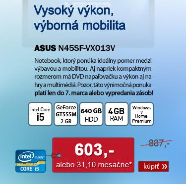 ASUS N45SF-VX013V