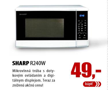 Sharp R240W
