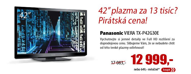 Panasonic VIERA TX-P42G30E
