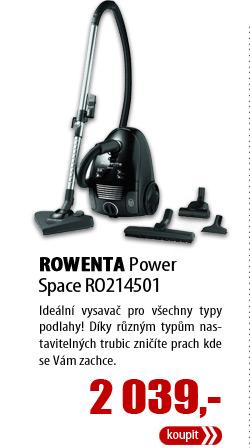 Rowenta Power Space RO214501