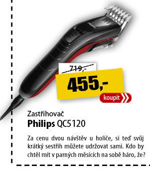 Philips QC5120