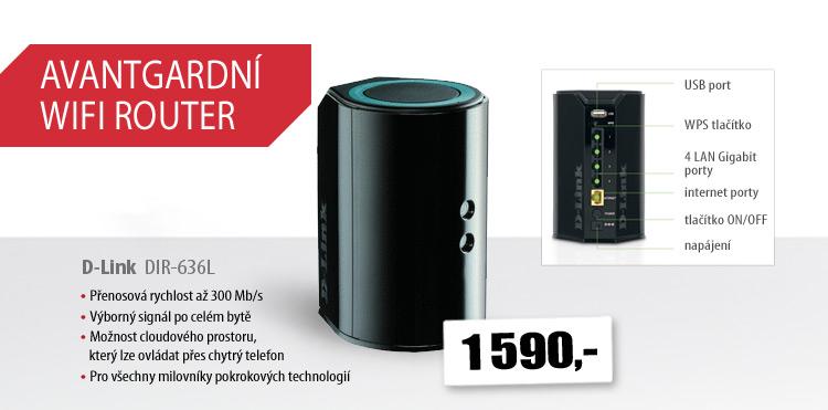 D-Link DIR-636L