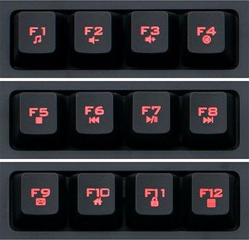 CONNECT IT GK5500 Sniper Keyboard černá - Herní klávesnice