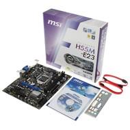 MSI H55M-E23 - Základní deska