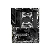 MSI X299 PRO 10G - Základní deska