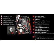 MSI Z370I GAMING PRO CARBON AC - Základní deska