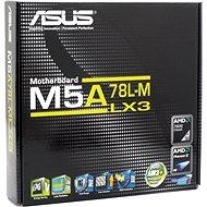 ASUS M5A78L-M LX3 - Základní deska