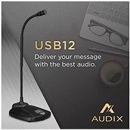 AUDIX USB 12 - Mikrofon