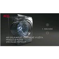 AEG ÖKOMix L8WBC61SC - Parní pračka se sušičkou