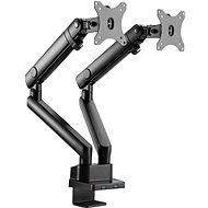 AlzaErgo Arm D80B Essential USB - Držák na monitor