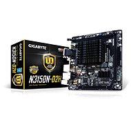 GIGABYTE N3150N-D2H - Základní deska