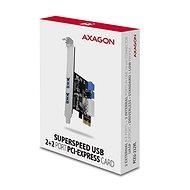 AXAGON PCEU-232VL - Řadič
