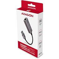AXAGON ADE-TR , USB-A>GLAN, Metal Gray - Síťová karta