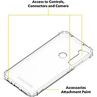 AlzaGuard Shockproof Case pro Xiaomi Redmi Note 8 - Kryt na mobil