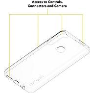 AlzaGuard Crystal Clear TPU Case pro Motorola One Fusion+ - Kryt na mobil