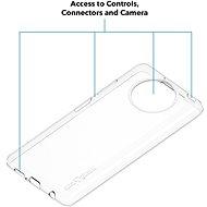 AlzaGuard Crystal Clear TPU Case pro Xiaomi POCO X3 / POCO X3 Pro - Kryt na mobil