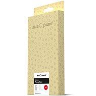 AlzaGuard Premium Liquid Silicone Case pro iPhone X / Xs červené - Kryt na mobil
