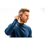 AfterShokz Xtrainerz modrá - Bezdrátová sluchátka
