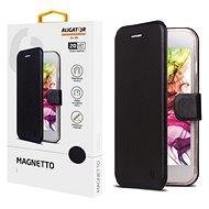 Aligator Magnetto FiGi Note 3 Pro, černé - Pouzdro na mobil