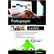 Alza Fotopapír A4 150g lesklý - Fotopapír