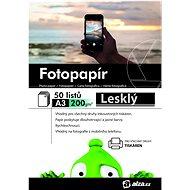 Alza Fotopapír A3 200g lesklý - Fotopapír