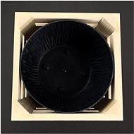 AMADEA Dřevěný obal na květináč, 17x17x15cm - Obal na květináč