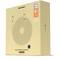 AlzaPower Premium HDMI 2.0 High Speed 4K 5m - Video kabel