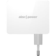 AlzaPower T3C Triple Charger 5.4A bílá - Nabíječka do sítě