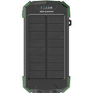 AlzaPower SolarScout 10000mAh zelená - Powerbanka