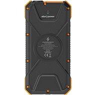 AlzaPower SolarScout 20000mAh oranžová - Powerbanka