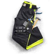 Ardon Kalhoty do pasu NEON černo-žluté vel. 48 - Pracovní oděv