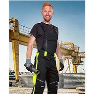 Ardon Kalhoty s laclem NEON černo-žluté vel. 46 - Pracovní oděv