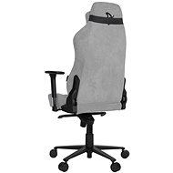 AROZZI Vernazza Soft Fabric světle šedá - Herní židle