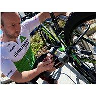 YALE U-cyklozámek MAX s lankem - Zámek na kolo