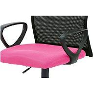 AUTRONIC Lucero růžová - Kancelářská židle