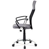 AUTRONIC Rai S šedá - Kancelářská židle