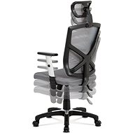AUTRONIC Kokomo černo/šedá - Kancelářská židle