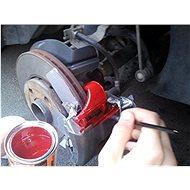 FOLIATEC - barva na brzdy - červená matná - Barva na brzdy