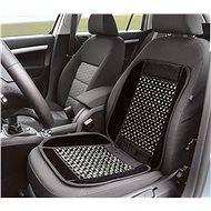 COMPASS  Potah sedadla kuličkový s lemem černý 93x40cm - Autopotahy