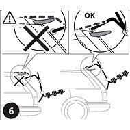 PERUZZO PURE INSTINCT REAR 3 - Nosič kol na zadní dveře