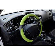 COMPASS Potah volantu COLOR LINE zelený - Potah na volant