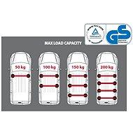 Nordrive AUPR21369 Střešní nosič pro Opel Movano  RV 2010> - Střešní nosiče