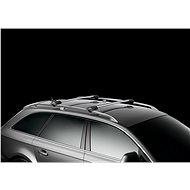 THULE Střešní nosiče pro ŠKODA, Fabia Scout , 5-dr Hatchback s podélnými nosiči, r.v. 2009->2014 - Střešní nosiče
