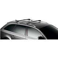 THULE Střešní nosiče pro PEUGEOT, 1007 , 5-dr Hatchback s podélnými nosiči, r.v. 2005->2009 - Střešní nosiče