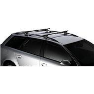 THULE Střešní nosiče  pro vůz SUZUKI, Ignis , 5-dr Hatchback, r.v. 2000->2009, s podélnými nosiči - Střešní nosiče