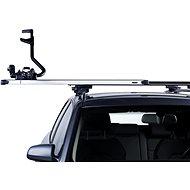 THULE Střešní nosiče pro OPEL, Crossland X, 5-dr SUV s integrovanými podélnými nosiči, r.v. 2017-> - Střešní nosiče